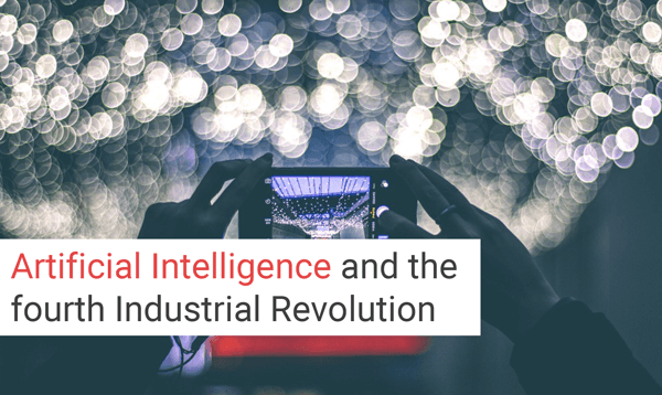 Artificial intelligence and the fourth industrial revolution
