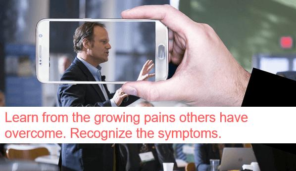 12 BI growing pains