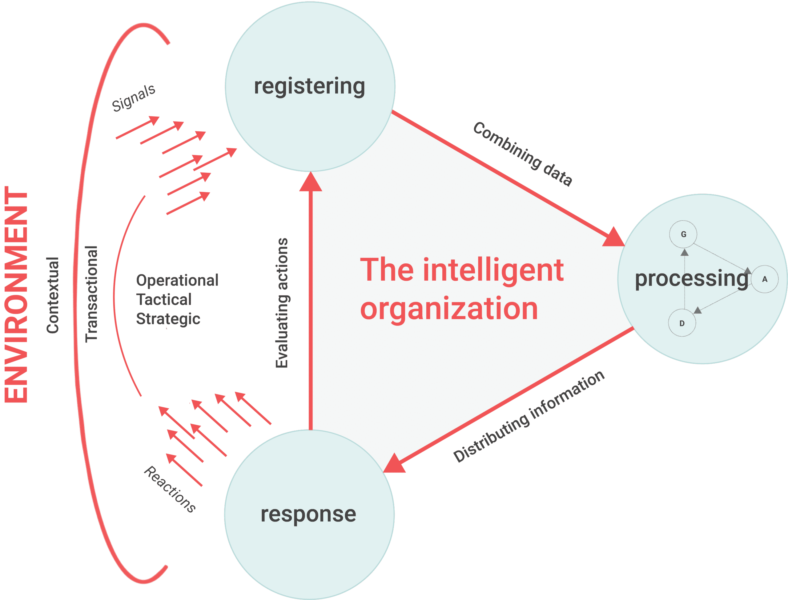 The Business Intelligence cycle