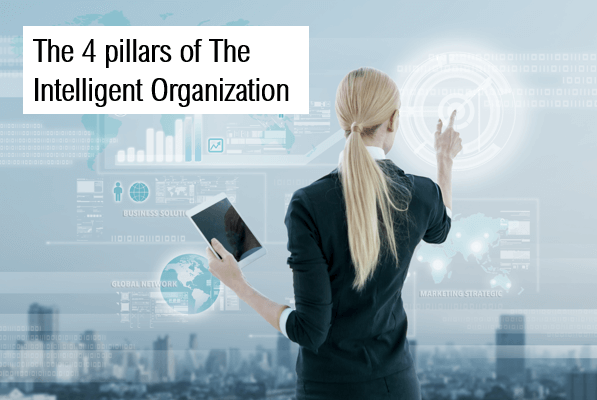 The 4 pillars of the intelligent organization