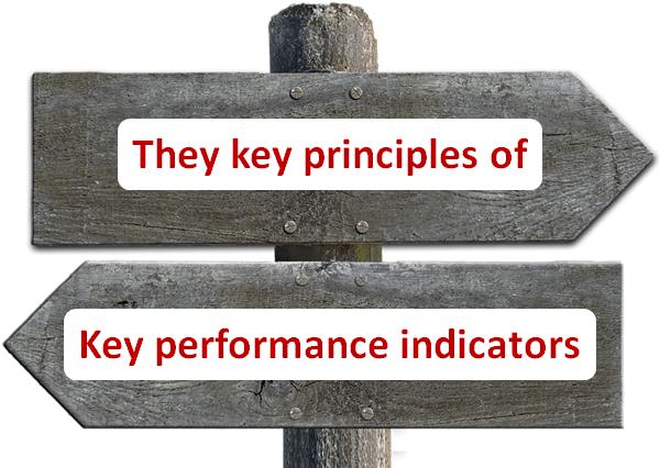 The key principles around KPIs