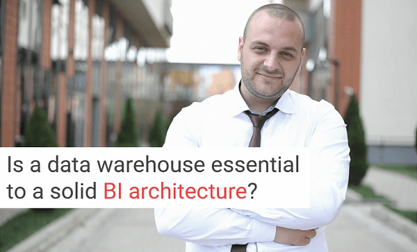 Building Business Intelligence Architecture