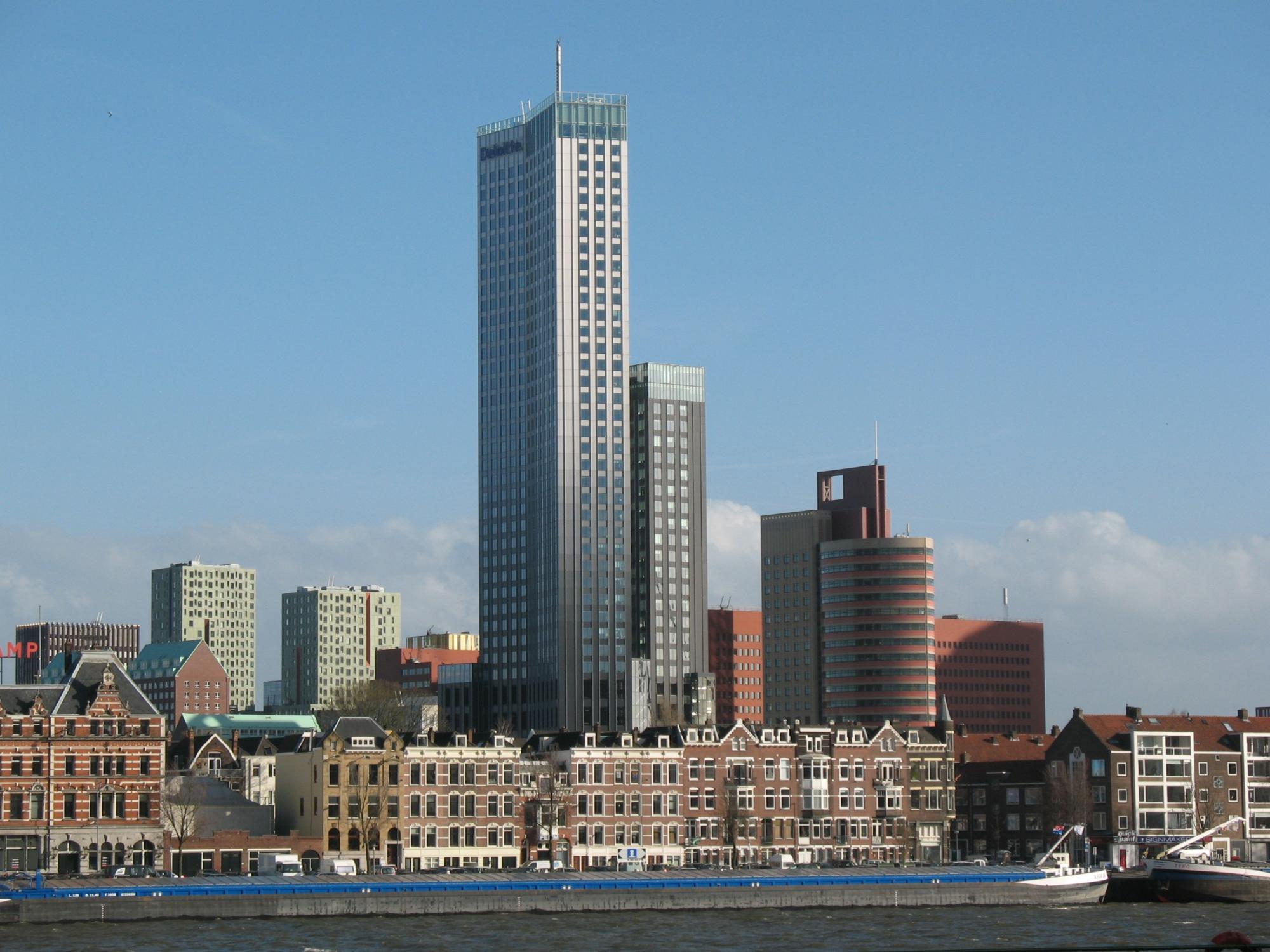 Municipality Rotterdam | information-driven working | BI