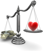 Better balance between intuition and brain