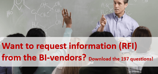 Business Intelligence Tools Questionnaire
