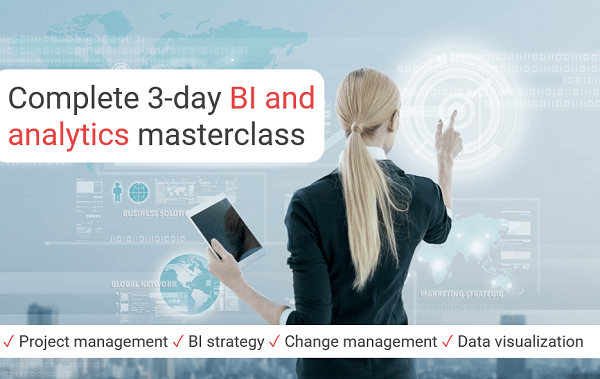 Training management information & business intelligence