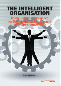 Business Intelligence book: The Intelligent organization