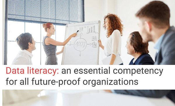 Data literacy: essential competency