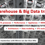 the Datawarehouse & Big Data training