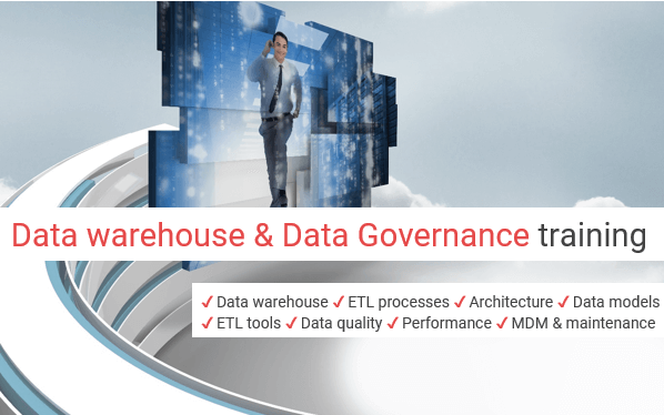Data warehouse and governance training