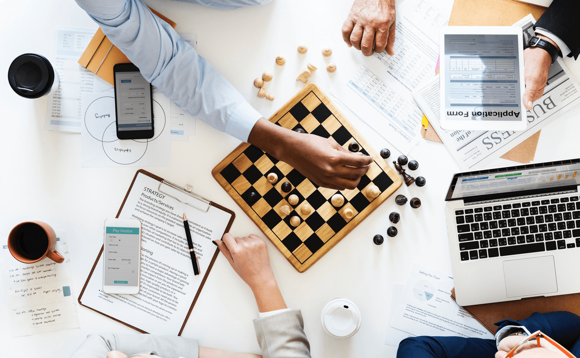 How will you determine your strategy?   3 Elements to Consider