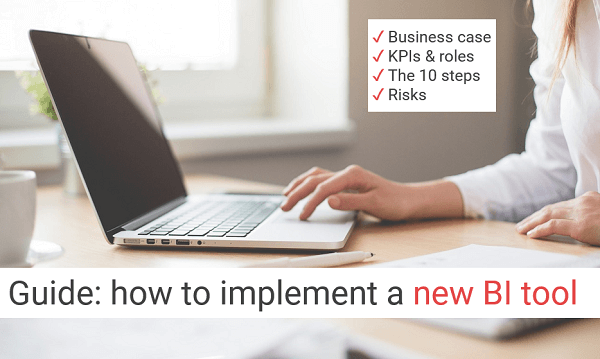 Guide: how to implement a new BI tool