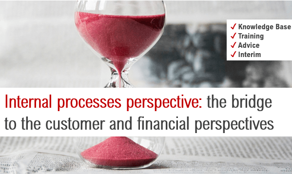 internal processes perspective