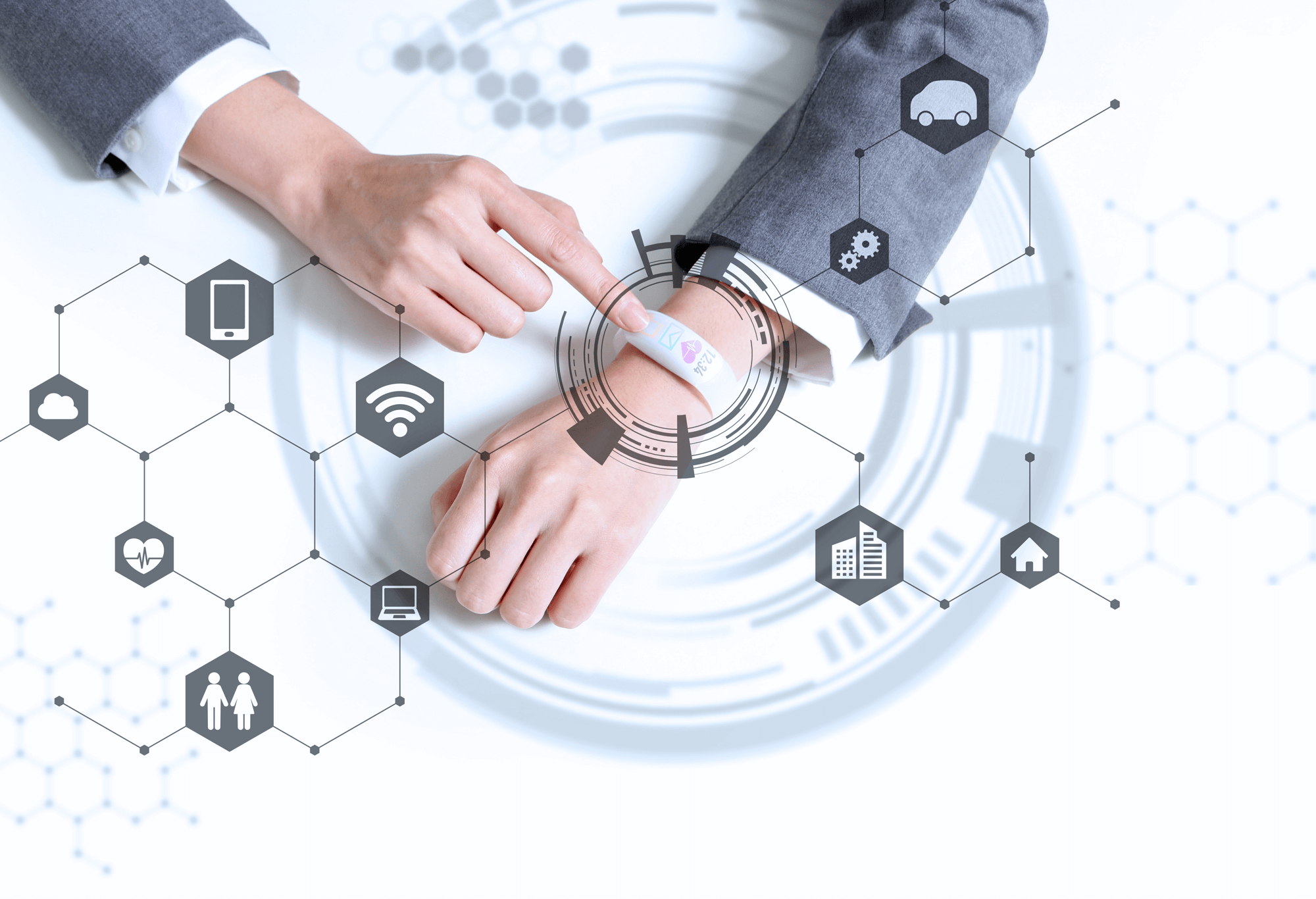 Internet of Things Smart Application