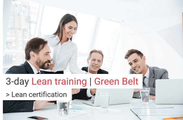 Lean training green belt