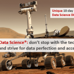 the master of Data Science training