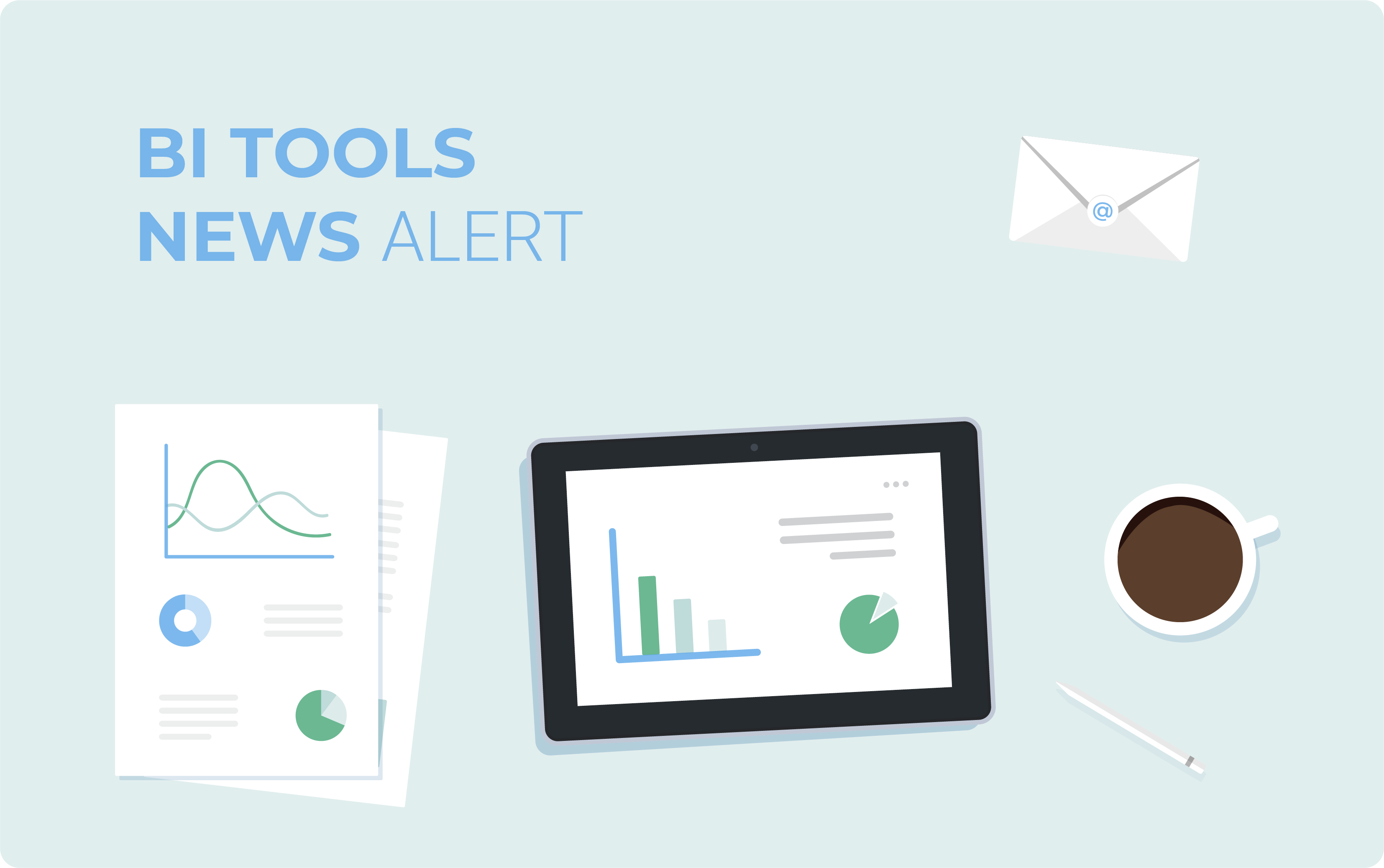 BI Tools News May 2019 | Democratization of data analytics