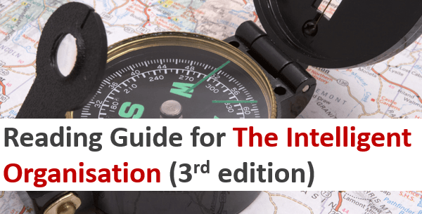 How to read the BI book 'The Intelligent organization' | Audience