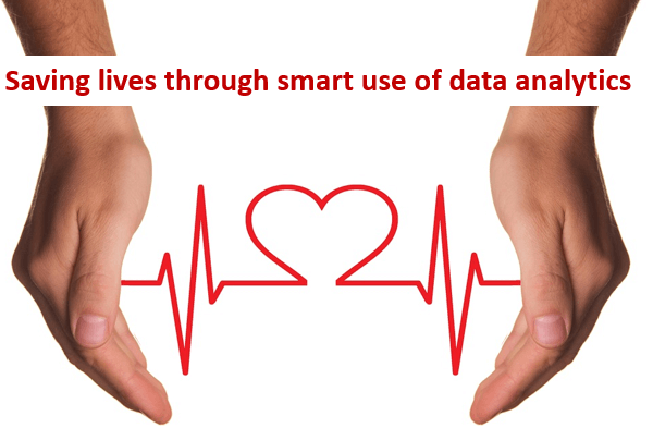 Saving lives through smart use of data analytics