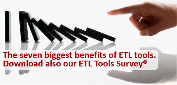 The 7 biggest benefits of ETL tools