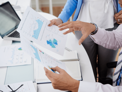 The data-driven approach to perform information analysis